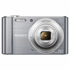 Sony Silver Digital Cameras