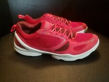 Ecco Biom Fjuel Perf Womens Size 40 Pink Performance Running Shoes