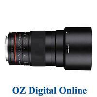 New Samyang 135mm f/2.0 ED UMC 135 F2.0 Lens for Canon 1 Yr Au Wty