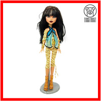 Monster High Cleo De Nile Original Ghouls Re Release First Wave Mattel NO STAND