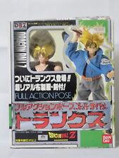 1992 Full Action Pose Super Saiyan Trunks Figure Dragonball Z Dragon Ball
