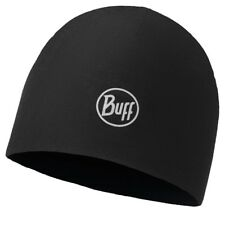 Mütze Microfiber 2 Layers Hat Buff R-solid Black