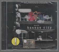 VELVET UNDERGROUND LIVE AT MAX'S KANSAS CITY  CD F.C. SEALED!!!