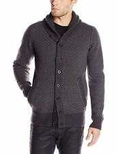 G-Star Raw Men's Koonded Knit Cardigan Sweater # X-LARGE