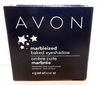 AVON MARBLEIZED Baked Eyeshadow - Copper Glitz