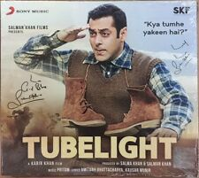 TUBELIGHT - 2017 Hindi Music CD OST / Salman Khan / Atif Aslam, Javed Ali Etc