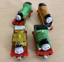 Thomas Friends Take-N-Play Murdoch Stepney Henry Percy Die-cast Engine Train Lot