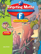 Targeting Maths Australia Curriculum Edition Foundation Teaching Guide