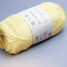 Rowan Summerlite 4ply 421 buttermilk 50g Wolle (11.90 EUR pro 100 g)