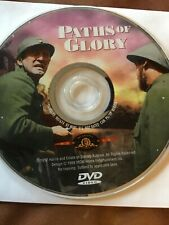 Paths Of Glory Dvd Just The Disc