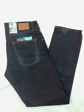w29 L34 29/34 NUDIE jeans BIG BENGT NIGHT THUNDER LOOSE TAPERED blue