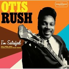Otis Rush - I'm Satisfied [New CD] Spain - Import