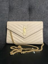 YSL Chevron Bag