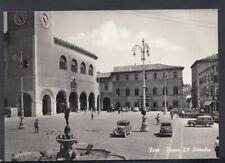 Italy Postcard - Fana - Fanna - Piazza XX Septembre RR5872