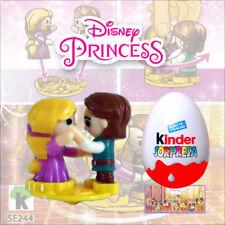 KINDER SORPRESA 2018 • Disney Princess Rapunzel + Principe CON CARTINA SE244