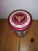 Vintage Limited Ed Series Reagan Era Presidential Chocolate Chip Cookies Tin