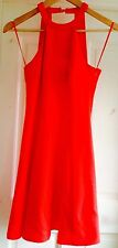 Women's Orange Miss Selfridge Dress Petite size 6
