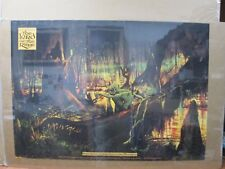 Frodo Gollum in the Marshes poster lord of the Rings of the ring 1970s Inv#G3739