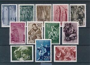[52044] Yugoslavia Very good set MNH Very Fine stamps $180