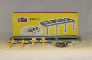 HORNBY DUBLO ENGINE SHED EXTENSION KIT BOXED CAT NO 5006