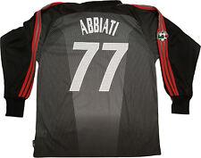 maglia milan Abbiati #77 adidas Meriva 2003 2004 player issue nesta maldini