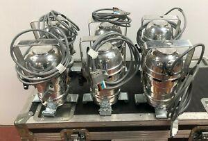 Pulsar Chroma Par 36 6 WAY Lighting Package - Lot 1402