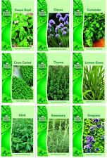 More details for simply garden fresh herb seeds grow your own indoor outdoor sow