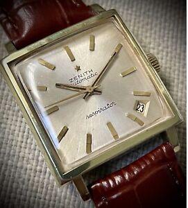 Vintage Watch Zenith Respirator Kennedy