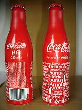 coca cola alu prénoms pleine/full