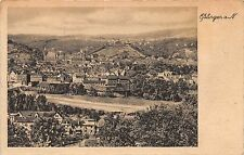 ESSLINGER GERMANY VIEW TO NORTH POSTCARD c1930s