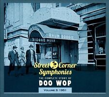 Street Corner Symphonies: The Complete Story of Doo Wop, Vol. 3 (1951) [Digipak]