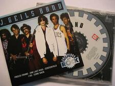 "J. GEILS BAND ""Same-Champions of Rock"" - CD"