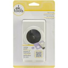 "1.5"" CIRCLE Nesting Large Slim Profile Paper Punch by EK Success"