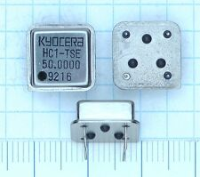 KYOCERA HC1-TSE CRYSTAL OSCILLATORS 50 MHZ   (5 PCS)