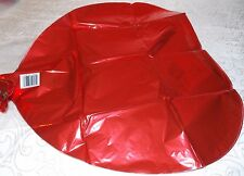 """Anagram Foil Balloons 18"""" 4 lot Heart Shaped in Red Parties Celebration"""