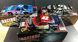 ( 3 ) KYLE PETTY #42 1995/96 Coors Light Pontiacs 1:24 NASCAR ACTION Please Read