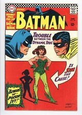 Batman #181 Vol 1 Beautiful High Grade 1st App Poison Ivy Complete With Pin-Up