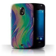 Hülle/Case für Samsung Galaxy Nexus 3/I9250/Regenbogen/Perle/Modern Lebendig