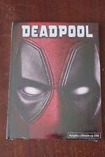 Deadpool DVD (English subtitles)