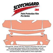 3M Scotchgard Pro Clear Bra Pre-Cut Standard ALL VEHICLES! Paint Protection Film