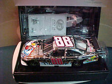 2008 DALE EARNHARDT JR #88 SAM BASS HOLIDAY PLATINUM ELITE 1/24 CAR #23 OF 25