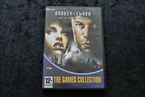 Broken Sword The Sleeping Dragon PC Game The Games Collection