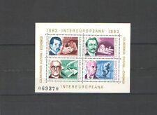 A263 - BULGARIA - 1983 -  BLOCCO INTEREUROPEANA **