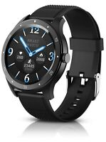 BYTTRON Smart Watches, 1.3'' Full Round HD Touchscreen Fitness Tracker with...