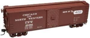 ATLAS 6415-1 HO USRA STEEL BOX CAR CHICAGO & NORTHWESTERN 65110