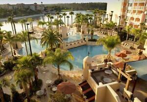 Marriott Grande Vista - Orlando - 2 Bedroom Villa - May 15 to May 22 for example