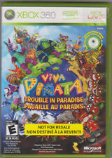 Viva Pinata: Trouble in Paradise ~ Not For Resale Ed (Xbox 360, 2008) ~ Used