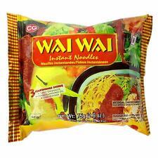 Box Of 30 Wai Wai Instant Noodles - Chicken Flavor 75g Halal