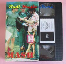 film VHS cartonata MASH Robert Duvall L'UNITA' 1969  ( F36 *  ) no dvd