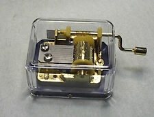 Hand Crank Hurdy Gurdy Music Box  MEMORY from CATS.
